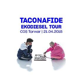 Koncerty: Taconafide (Taco x Quebo): Ekodiesel Tour - Warszawa
