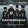 Koncerty:  DakhaBrakha - Wrocław, Wrocław
