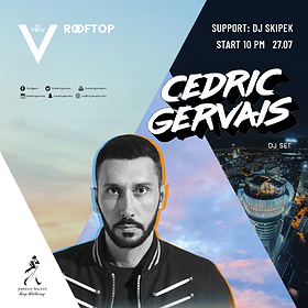 Imprezy: Cedric Gervais on The Rooftop