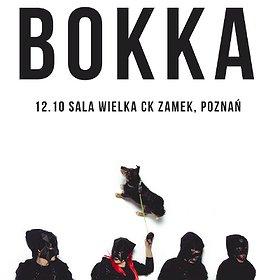 Koncerty: BOKKA - Poznań