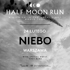 Pop / Rock: Half Moon Run - Warszawa