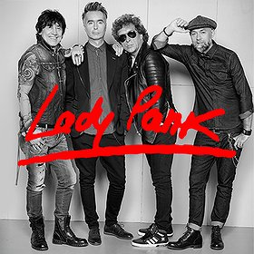 Pop / Rock: Lady Pank - Konin