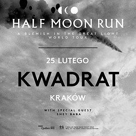 Pop / Rock: Half Moon Run - Kraków