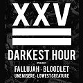 Darkest Hour 25th Anniversary Tour