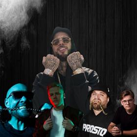 Hip Hop / Reggae: Pięciu Wspaniałych