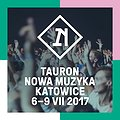 Festiwale: Festiwal Tauron Nowa Muzyka 2017, Katowice