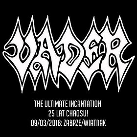 Koncerty: VADER - Zabrze
