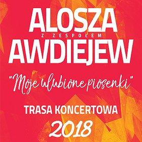 Concerts: Alosza Awdiejew z Zespołem. Moje ulubione piosenki