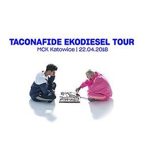 Koncerty: Taconafide (Taco x Quebo): Ekodiesel Tour - Katowice