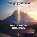 Concerts: Rodrigo y Gabriela, Warszawa