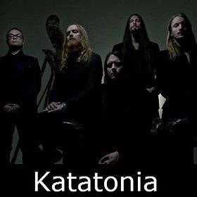 Bilety na Katatonia