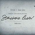 Imprezy: Eklektiv Movement pres. Stavroz Live!, Poznań