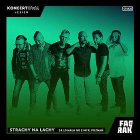 Koncerty: Strachy Na Lachy