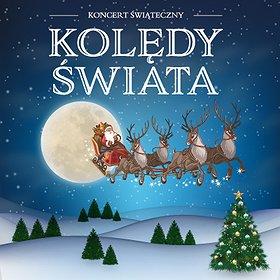 Koncerty: KOLĘDY ŚWIATA – WYJĄTKOWY KONCERT KOLĘD - Wrocław