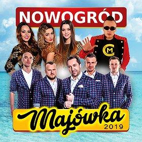 Disco: Wielka Majówka w Nowogrodzie 2019!