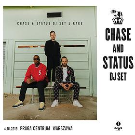 Koncerty: Chase & Status DJ Set & MC Rage