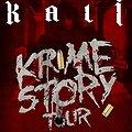 """Koncerty: Kali """"Krime Story Tour"""", Sopot"""