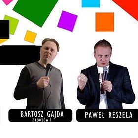 Others: Kwadratowy Stand-up! – Bartosz Gajda, Paweł Reszela