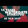 Imprezy: 15 Years Watergate - Sopot | Sfinks700, Sopot