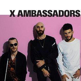 Koncerty: X Ambassadors