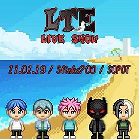 Koncerty: LTE Boys Global