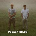 Imprezy: Gidge live / Schron / Poznań, Poznań