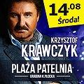 Krzysztof Krawczyk na Plaży Patelnia