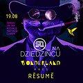 Imprezy: SQ na Dziedzińcu: Wonderland pres. Resume!, Poznań