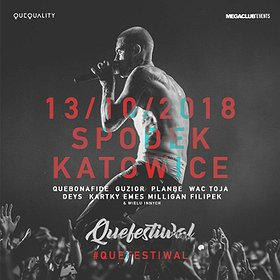 Bilety na Quefestiwal 2018