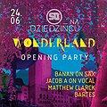 Imprezy: SQ na Dziedzińcu pres. Wonderland! - OPENING PARTY!, Poznań