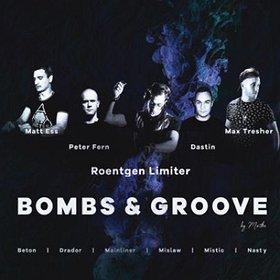 Imprezy: Bombs & Groove: Roentgen Limiter, Dual Force Records, Matt Ess
