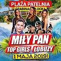 Disco: Wielka Majówka 2019 na Plaży Patelnia, Płock