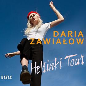: Daria Zawiałow - Helsinki Tour vol2 | Katowice