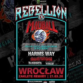 Hard Rock / Metal: Rebellion Tour IX