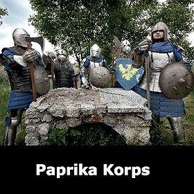 Koncerty: Paprika Korps