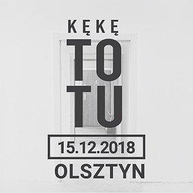 Koncerty: KęKę - Olsztyn