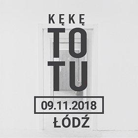 Koncerty: KęKę - Łódź