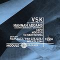 Imprezy: Module x Disconnekt Berlin pres. VSK, Hannah Addams, Wrocław