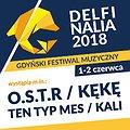 Festiwale: Gdyński Festiwal Muzyczny Delfinalia 2018 , Gdynia