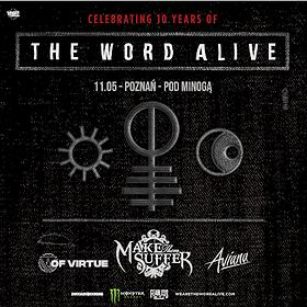 The Word Alive - Poznań