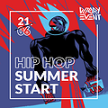 Hip Hop / Reggae: Hip Hop Summer Start - Mrągowo, Mrągowo