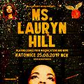MS. Lauryn Hill, Katowice
