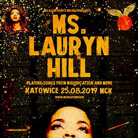 Hip Hop / Reggae: MS. Lauryn Hill, Katowice