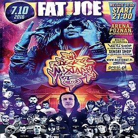 Bilety na Fat Joe / Dj Decks Mixtape vol.5 Arena 2016