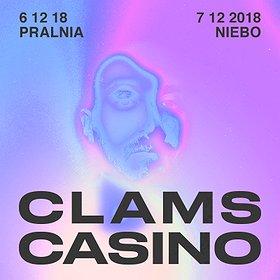 Koncerty: Clams Casino - Warszawa
