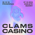 Clams Casino - Warszawa