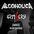 Hard Rock / Metal: ALCOHOLICA + 4 SZMERY - METALLICA, AC/DC - TRIBUTE NIGHT, Zabrze