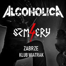 ALCOHOLICA + 4 SZMERY - METALLICA, AC/DC - TRIBUTE NIGHT