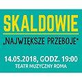 Koncerty: SKALDOWIE NAJWIĘKSZE PRZEBOJE - Warszawa, Warszawa