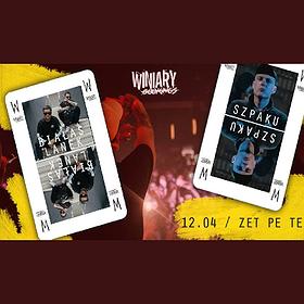 Koncerty: Białas + Szpaku - Kraków